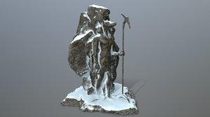 3D anibus model