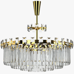chandelier 18 3D model