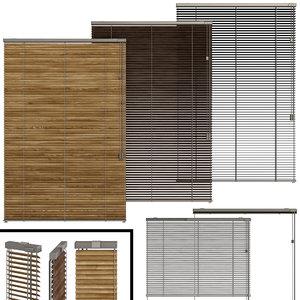 shutter windows doors model
