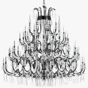 chandelier 19 3D model