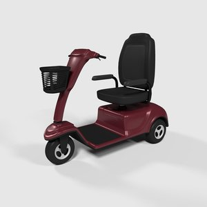 mobility wheels 3D