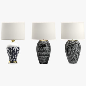 lamp 162 3in1 3D model