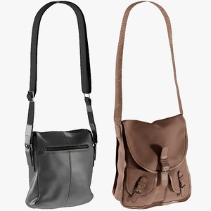 3D realistic bags 6 collections