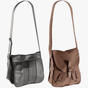3D realistic bags 4 collections