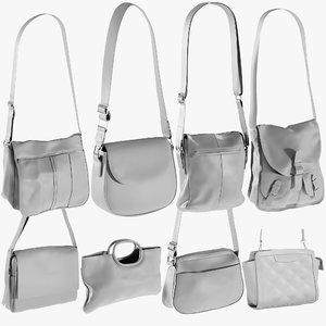 3D mesh bags 8 - model