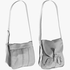 3D mesh bags 4 - model