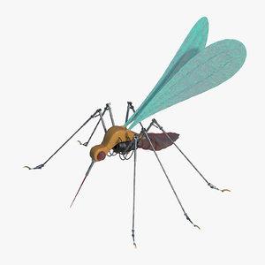 mosquito robot model