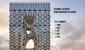 3D morpheus hotel