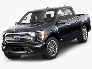 3D f-150 limited 2021