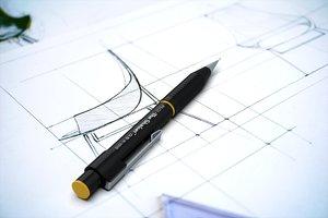 pilot mechanical pencil 3D model