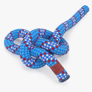 slip knot 3D