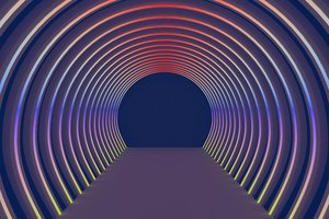 3D corridor 3
