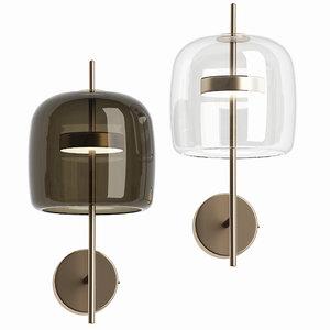 jube wall lamp 3D model