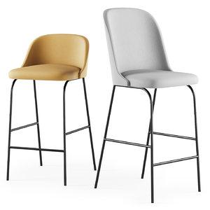 3D aleta bar stool