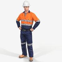 Workman Mining Safety DANIEL