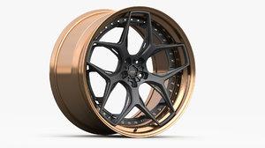 adv1 wheels adv05d track 3D