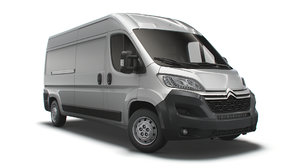 3D citroen relay l3h2 enterprise