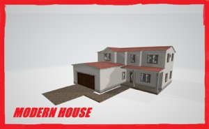 3D house good real