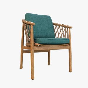 3D chair v67 model
