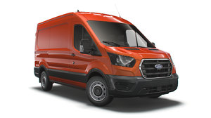 Ford Transit Van UK spec L2H2 Leader 2020