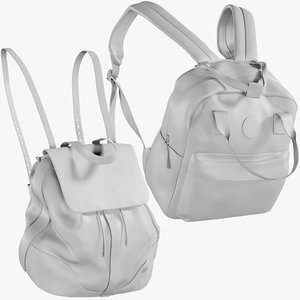 3D mesh backpack 10 -