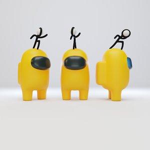3D character figure fi