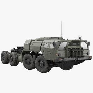 3D maz 7910 8x8 truck