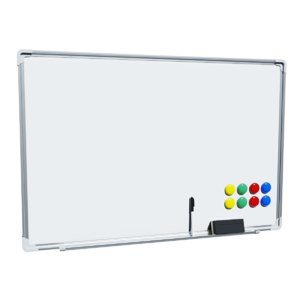 3D white board whiteboard