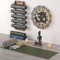 Excellent yoga set