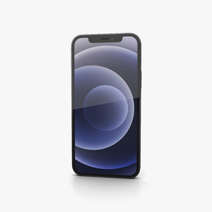 iphone apple phone 3D model