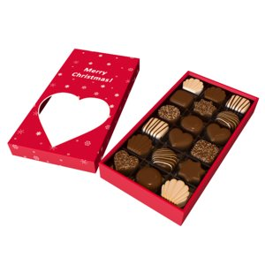 chocolates merry christmas model