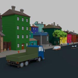 street pack model