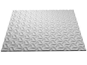 gypsum wall panels elephant 3D model