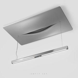 sky hood 3D model