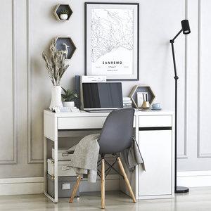 3D model office chair lamp