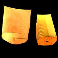chinese sky lantern
