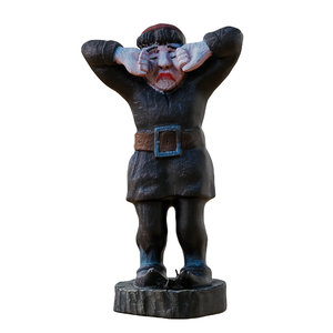 weeping gnome garden figurine 3D model