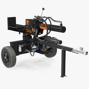 3D wen 56230 lumberjack gas model