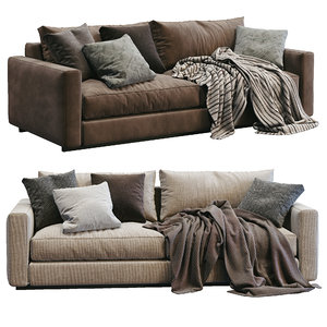 ferlea sofa simple 2 3D model
