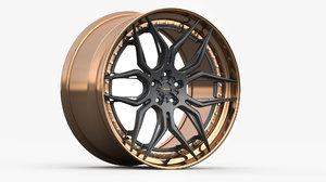 3D adv1 wheels adv006 track