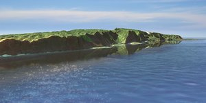 plug-ins realistic sea l 3D model
