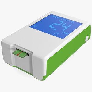 semi automatic handheld coagulometer model