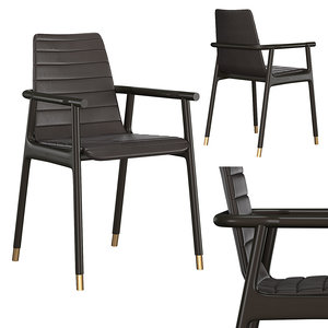 joyce armchair 3D