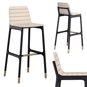 3D joyce stool