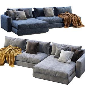 ferlea sofa simple 2 model
