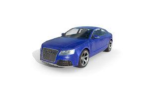 car: audi rs5 2011 3D model