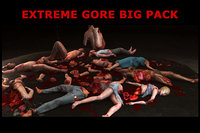 Extreme Gore Big Pack