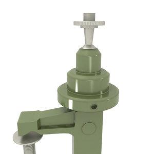 3D clamp mon-50