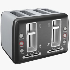 real toaster model