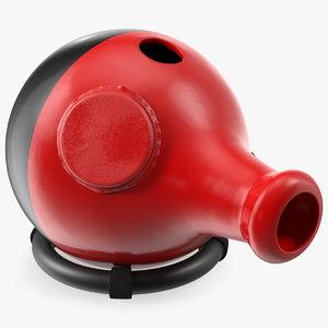 ibo drum 3D model
